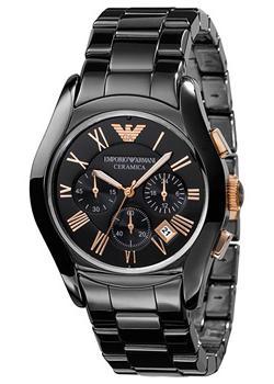 Emporio armani Часы Emporio armani AR1410. Коллекция Ceramica часы emporio armani emporio armani em598dmqur45