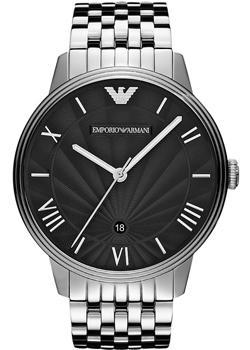 Emporio armani Часы Emporio armani AR1614. Коллекция Gents armani emporio armani мужской серебряный браслет egs2181060