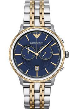 Emporio armani Часы Emporio armani AR1847. Коллекция Classic armani emporio armani г розового золота с бриллиантами шпилька серьги перламутр перфорацией egs2364040