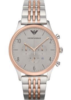 Emporio armani Часы Emporio armani AR1864. Коллекция Classic armani emporio armani г розового золота с бриллиантами шпилька серьги перламутр перфорацией egs2364040