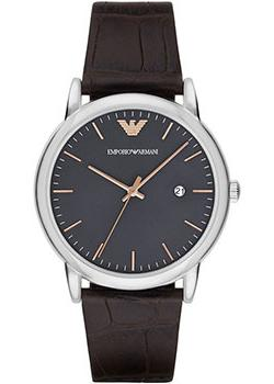 цена Emporio armani Часы Emporio armani AR1996. Коллекция Dress онлайн в 2017 году
