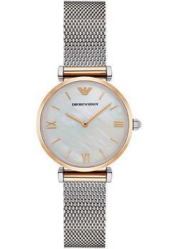 Emporio armani Часы Emporio armani AR2068. Коллекция Retro часы emporio armani emporio armani em598dmdph07