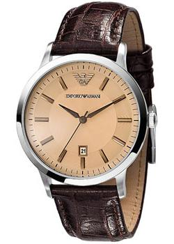 Emporio armani Часы Emporio armani AR2427. Коллекция Gents часы emporio armani emporio armani em598dmdph07