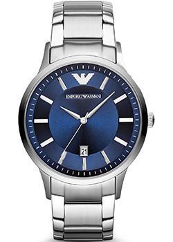 все цены на  Emporio armani Часы Emporio armani AR2477. Коллекция Classic  в интернете