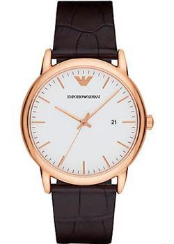 цена Emporio armani Часы Emporio armani AR2502. Коллекция Dress онлайн в 2017 году