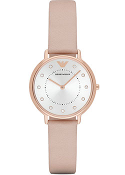 Emporio armani Часы Emporio armani AR2510. Коллекция Dress цена и фото