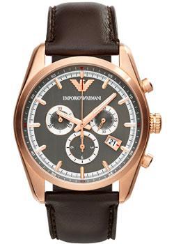 Emporio armani Часы Emporio armani AR6005. Коллекция Sportivo цена и фото