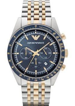 Emporio armani Часы Emporio armani AR6088. Коллекция Sport emporio armani часы emporio armani ar1971 коллекция sport