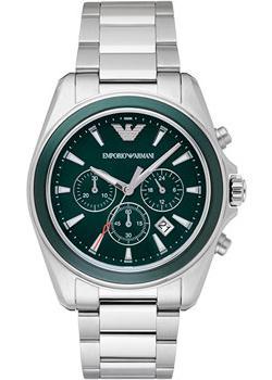 цена Emporio armani Часы Emporio armani AR6090. Коллекция Sport онлайн в 2017 году