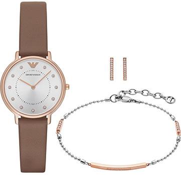 Emporio armani Часы Emporio armani AR8040. Коллекция Dress комплект emporio armani emporio armani em598emtmf27