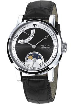 Epos Часы Epos 3378.698.20.55.25. Коллекция Sophistiquee цена 2017