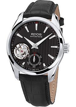 Epos Часы Epos 3403.193.20.15.25. Коллекция Passion