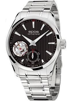 Epos Часы Epos 3403.193.20.15.30. Коллекция Passion