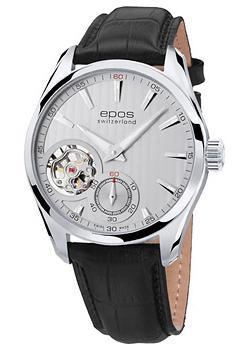 Epos Часы Epos 3403.193.20.18.25. Коллекция Passion