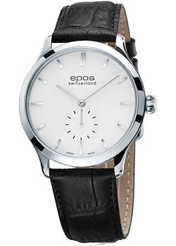 Epos Часы Epos 3408.208.20.10.15. Коллекция Originale часы epos ep 4426 132 20 65 15