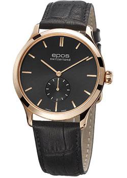 Epos Часы Epos 3408.208.24.14.15. Коллекция Originale часы epos ep 4426 132 20 65 15