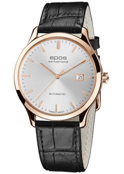 Epos Часы Epos 3420.152.24.18.15. Коллекция Originale часы epos ep 4426 132 20 65 15