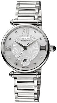 Epos Часы Epos 8000.700.20.88.30. Коллекция Quartz epos часы epos 8000 700 20 65 30 коллекция quartz