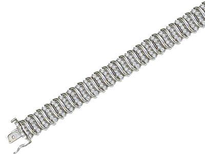 Золотой браслет Ювелирное изделие 01B570190