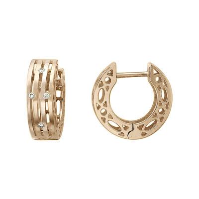 Золотые серьги Ювелирное изделие 01C616139