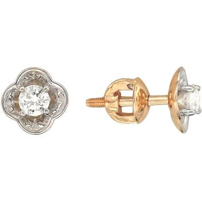 Золотые серьги Ювелирное изделие 01C616781