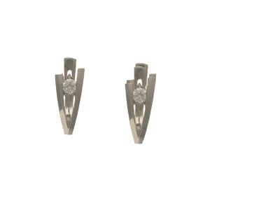 Золотые серьги Ювелирное изделие 01C621437
