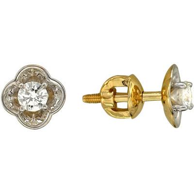 Золотые серьги Ювелирное изделие 01C636781