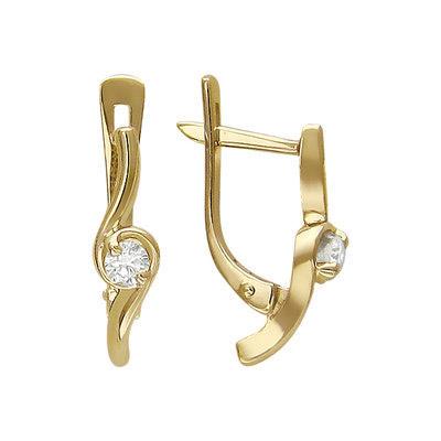 Золотые серьги Ювелирное изделие 01C636812