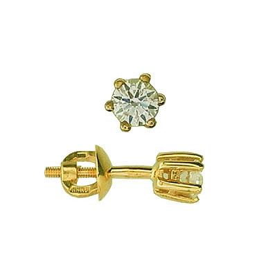 Золотые серьги Ювелирное изделие 01C642287
