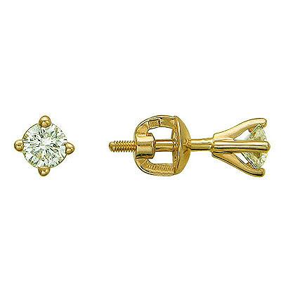 Золотые серьги Ювелирное изделие 01C644137