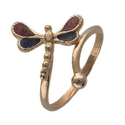Золотое кольцо Ювелирное изделие 01K014930U