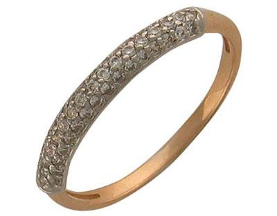 Золотое кольцо Ювелирное изделие 01K113045