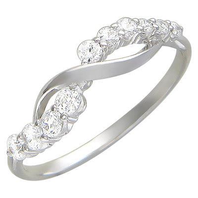 Золотое кольцо Ювелирное изделие 01K126534