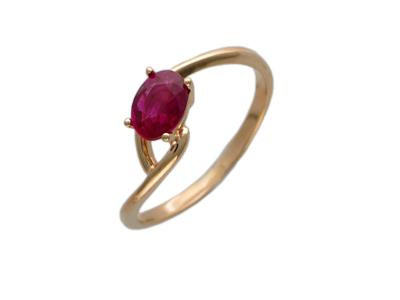 Золотое кольцо Ювелирное изделие 01K513625