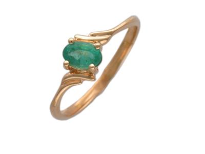 Золотое кольцо Ювелирное изделие 01K513626