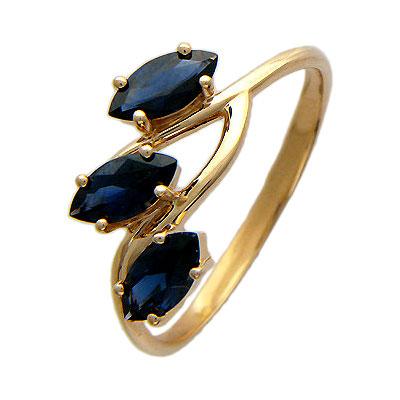 Золотое кольцо Ювелирное изделие 01K514132