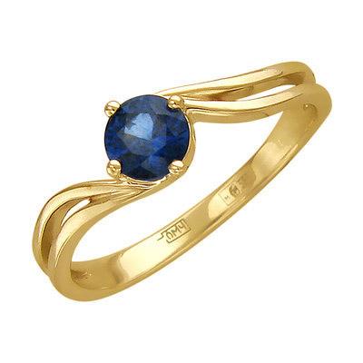 Золотое кольцо Ювелирное изделие 01K536815