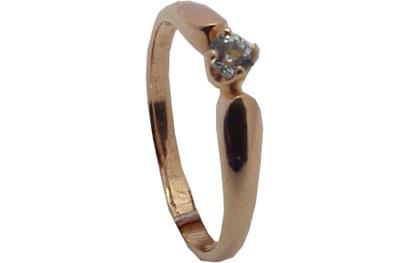 Золотое кольцо Ювелирное изделие 01K612010 золотое кольцо ювелирное изделие 01k612010