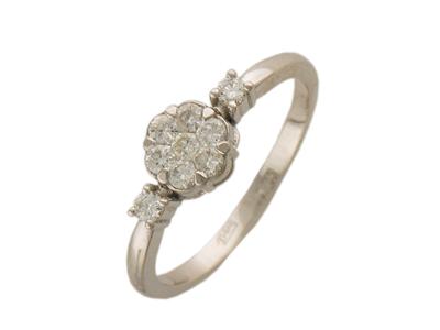 Золотое кольцо Ювелирное изделие 01K613065Z