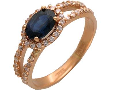 Золотое кольцо Ювелирное изделие 01K613401