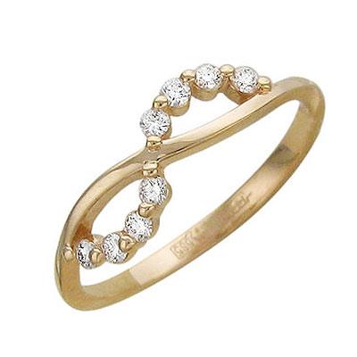 Золотое кольцо Ювелирное изделие 01K613987