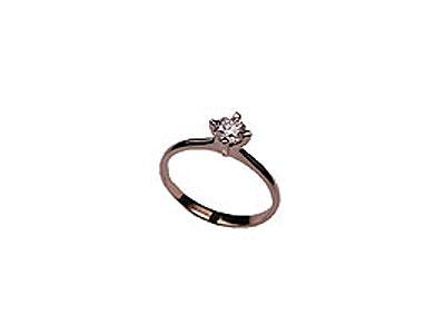 Золотое кольцо Ювелирное изделие 01K614137