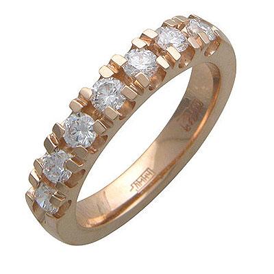 Золотое кольцо Ювелирное изделие 01K615312
