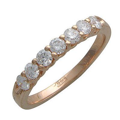 Золотое кольцо Ювелирное изделие 01K615314