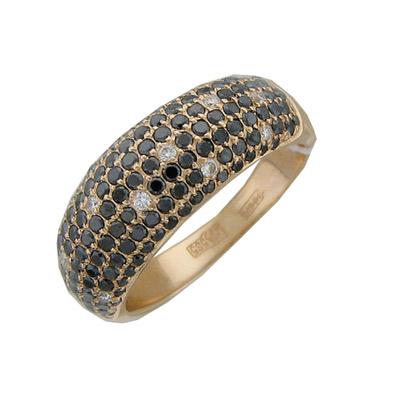 Золотое кольцо Ювелирное изделие 01K615568
