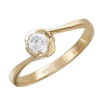 Золотое кольцо Ювелирное изделие 01K615759