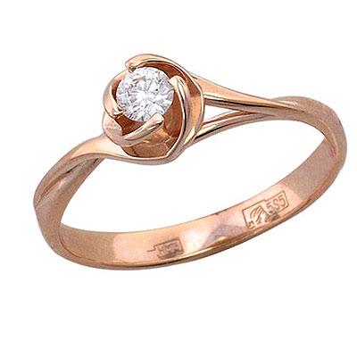 Золотое кольцо Ювелирное изделие 01K615762