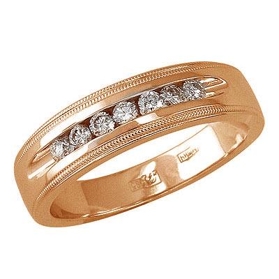 Золотое кольцо Ювелирное изделие 01K615971