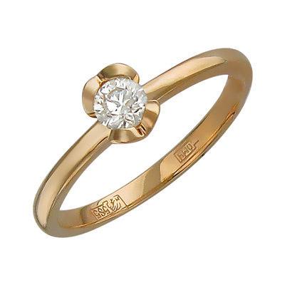 Золотое кольцо Ювелирное изделие 01K616738