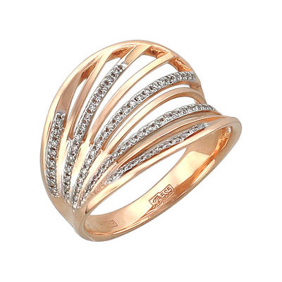 Золотое кольцо Ювелирное изделие 01K616900
